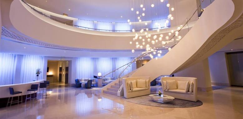 JA Ocean View, lobby