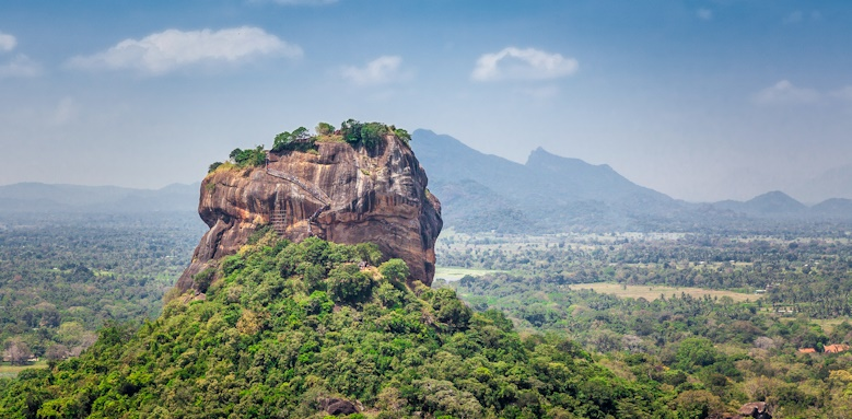 Highlights of Sri Lanka, Lions Rock
