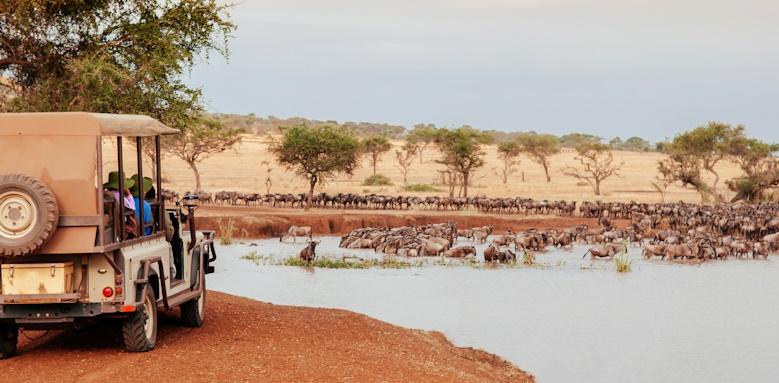 Classic Northern Tanzania tour, Grumeti River
