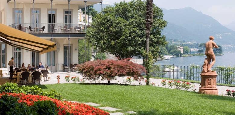 Villa Flori, gardens