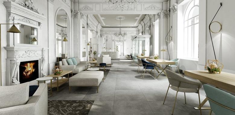 Grand Hotel Victoria Concept & Spa, hall