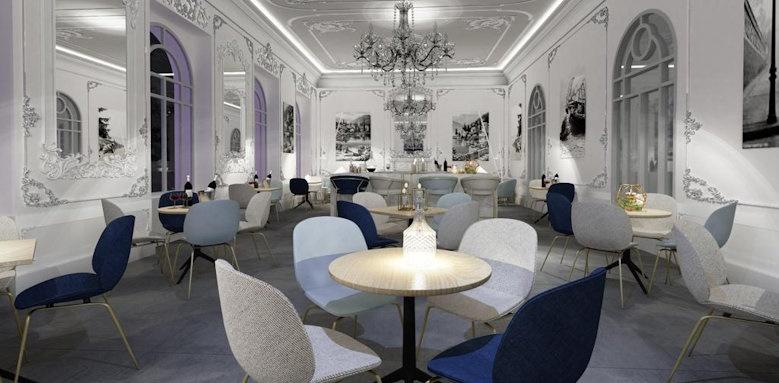 Grand Hotel Victoria Concept & Spa, bar