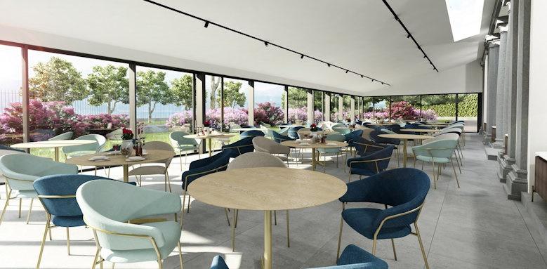 Grand Hotel Victoria Concept & Spa, restaurant
