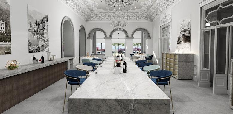 Grand Hotel Victoria Concept & Spa, restaurant inside