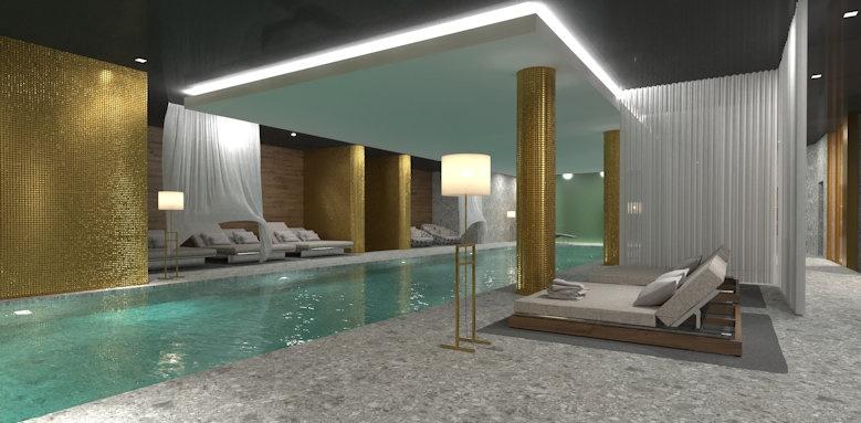 Grand Hotel Victoria Concept & Spa, spa