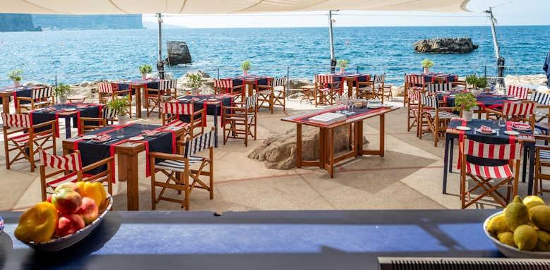 Capo la Gala, restaurant