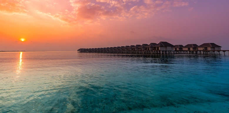LUX South Ari Atoll, Water Villas