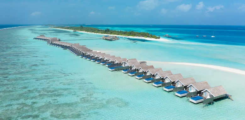 LUX South Ari Atoll, Romantic Pool Water Villas