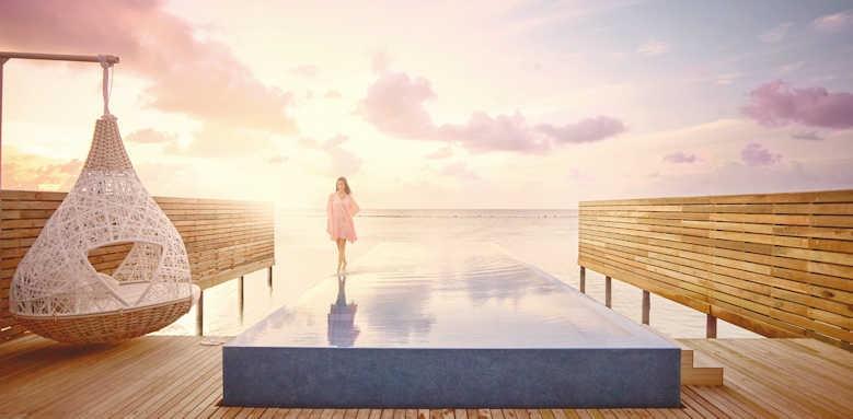 LUX South Ari Atoll, Temptation Villa