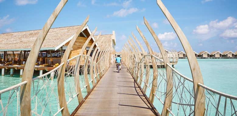LUX South Ari Atoll, Board Walk