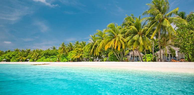 LUX South Ari Atoll, beach