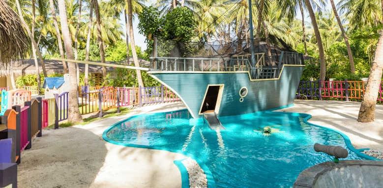 LUX South Ari Atoll, Children's area