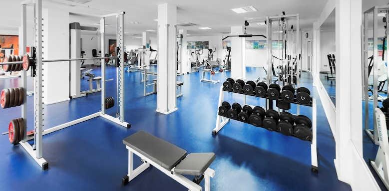 Alua Suites, gym