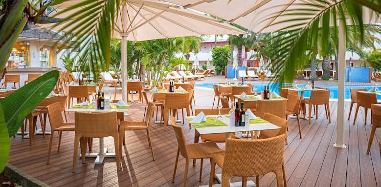 Alua Suites, My Favourite Club & Lounge Terrace