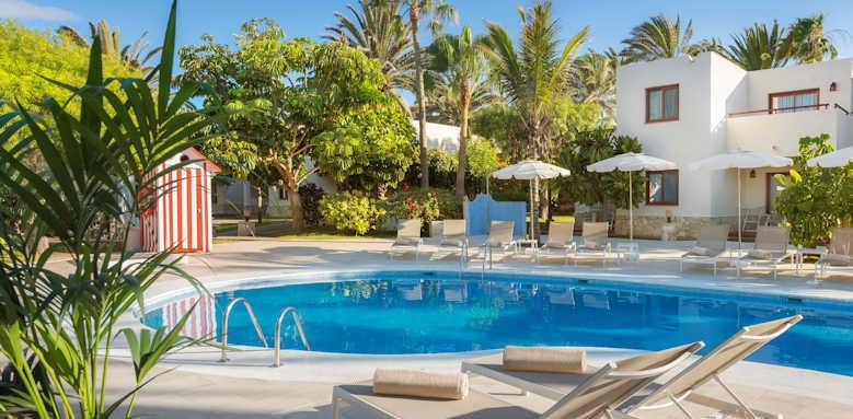 Alua Suites, tropic pool