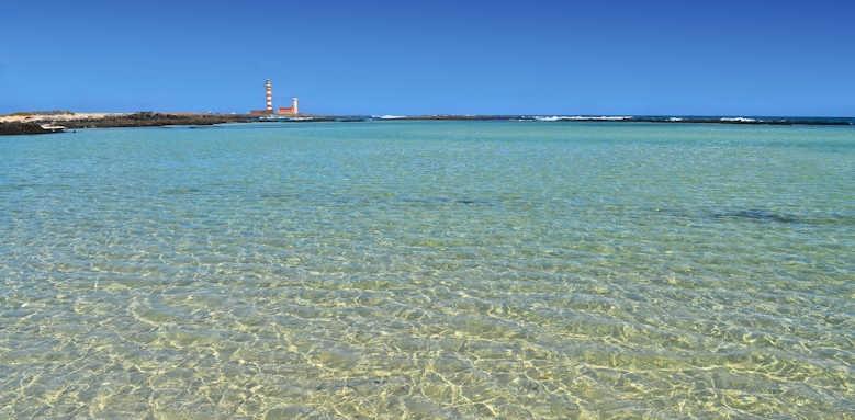 Alua Suites, coastal waters