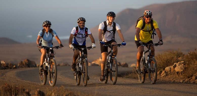 Alua Suites, bikes