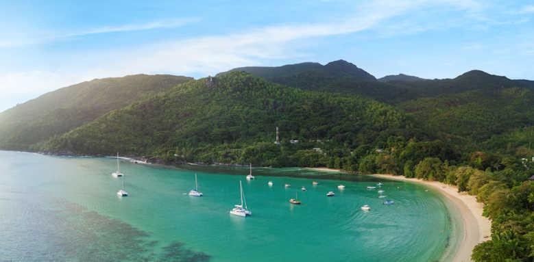 Constance Ephelia Seychelles, view