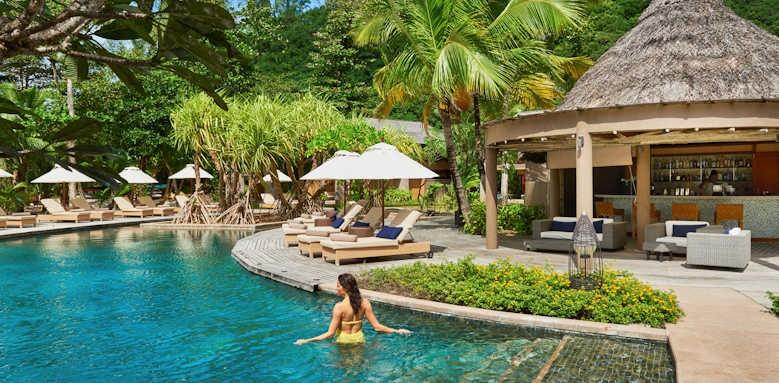 Constance Ephelia Seychelles, lifestyle pool