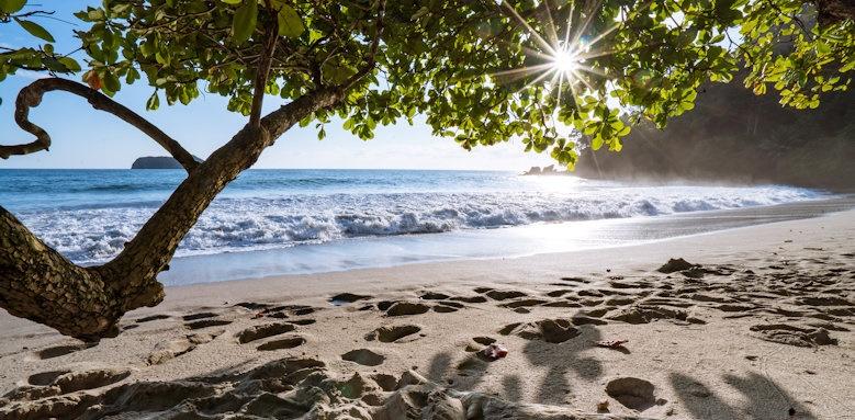 Arenas del Mar Beachfront & Rainforest Resort, beach