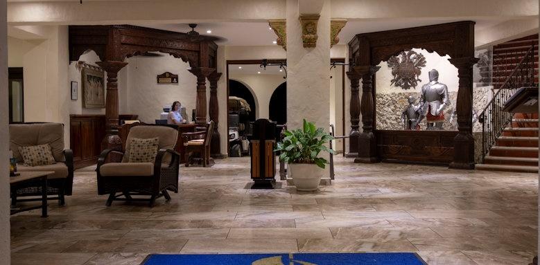 Hotel Parador Resort & Spa, lobby