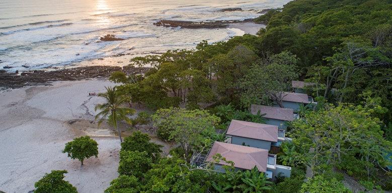 Nantipa Hotel, beach view