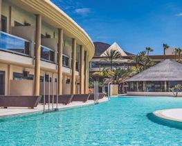 iberostar fuerteventura palace, pool exterior