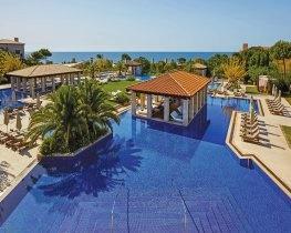 The Romanos Resort, pool view