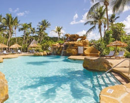 Galley Bay Resort, pool