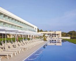 hotel 55 santo tomas, main pool