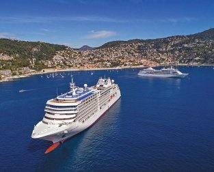 silversea cruises, silver muse exterior