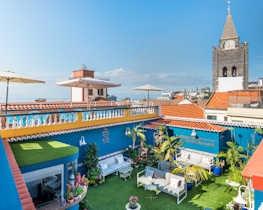 se boutique, roof terrace