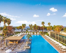 Acanthus & Cennet Barut, pool area