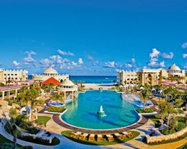iberostar grand paraiso, overview