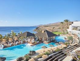 Secrets Lanzarote Resort & Spa, hotel and pool