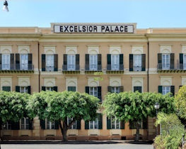 Excelsior Palace Palermo, hotel view