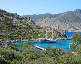 Marmaris and Datca Gulet Cruise, 2