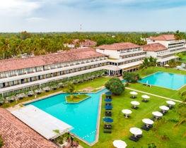The Blue Water Hotel and Spa, sri lanka