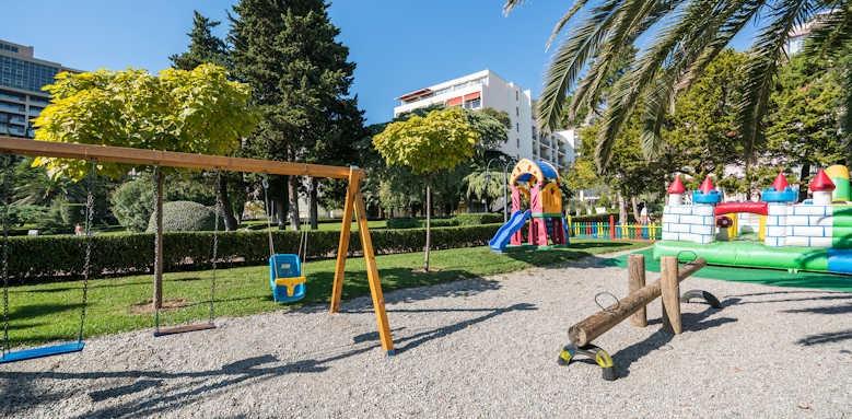 Iberostar Bellevue, children's playground