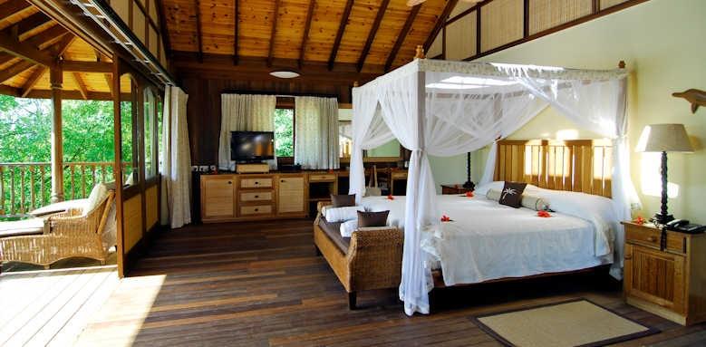 Cerf Island Resort, hideaway villa