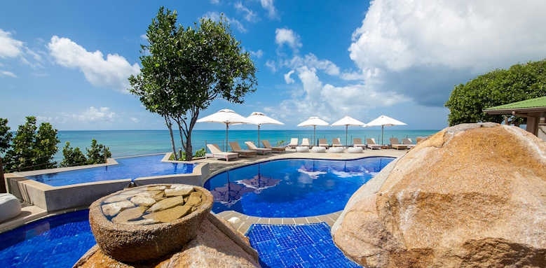 Coco de Mer Hotel & Black Parrot Suites, pool