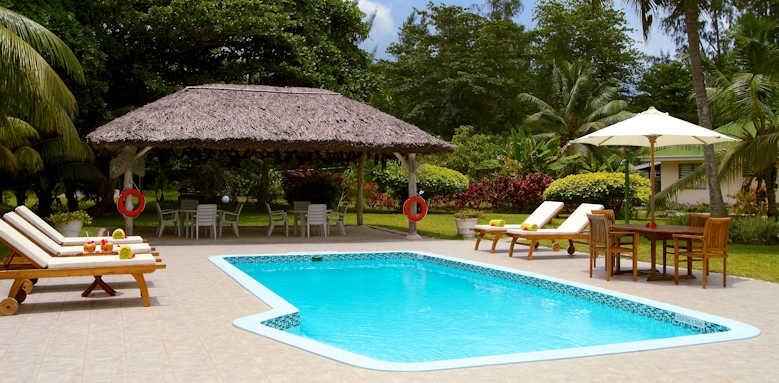 Les Villas D'Or, pool