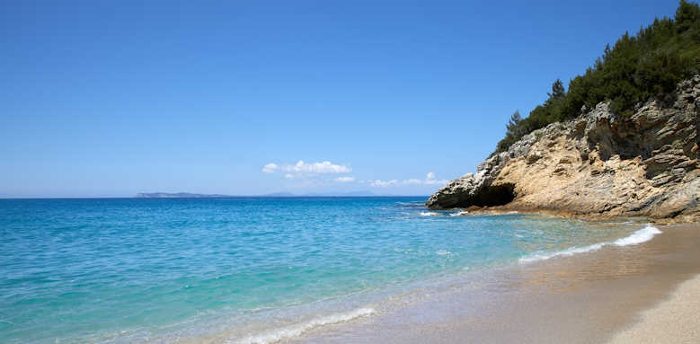 Marbella Elix Hotel, beach
