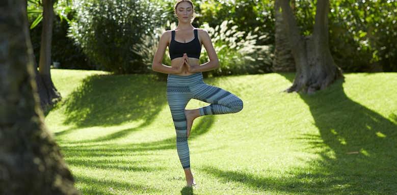 Marbella Elix, yoga