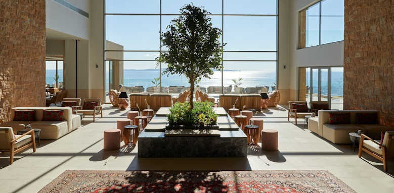 Marbella Elix Hotel, lobby