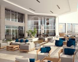 Rixos Makadi Bay Lobby Terrace 2