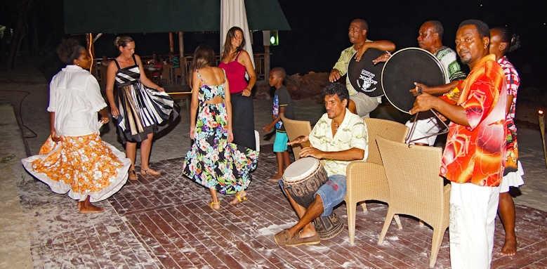 Hotel L'Archipel, dancing