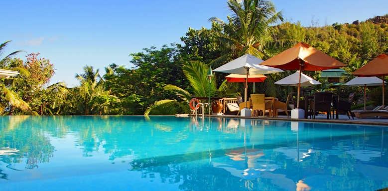 Hotel L'Archipel, pool