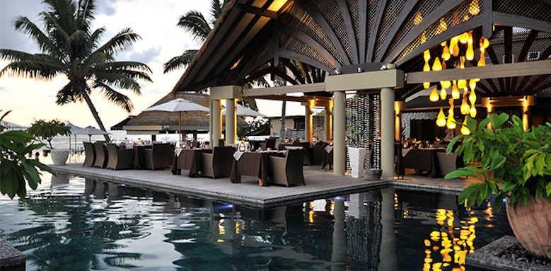 Le Domaine de L'Orangeraie Resort & Spa, restaurant