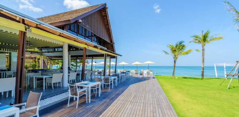 The Sands Khao Lak by Katathani, Talay restaurant